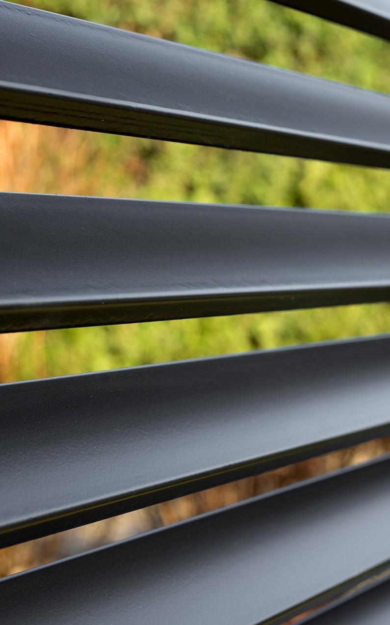 żaluzja ogrodzenie panel system nowoczesne